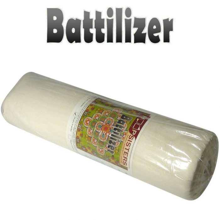 BATTILIZER 115 - Bourrure & Entoilage