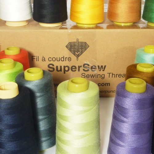 Polyester Sewing Thread SuperSew - Fil à Coudre de Polyester SuperSew