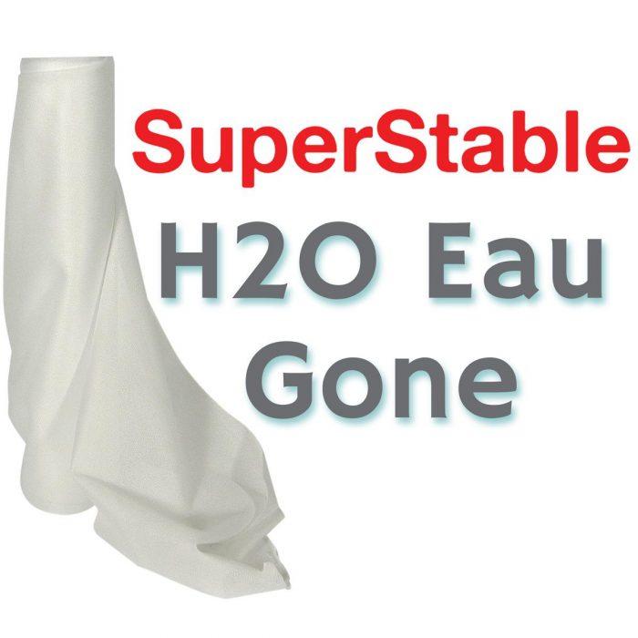 Entoilage H20 Eau Gone