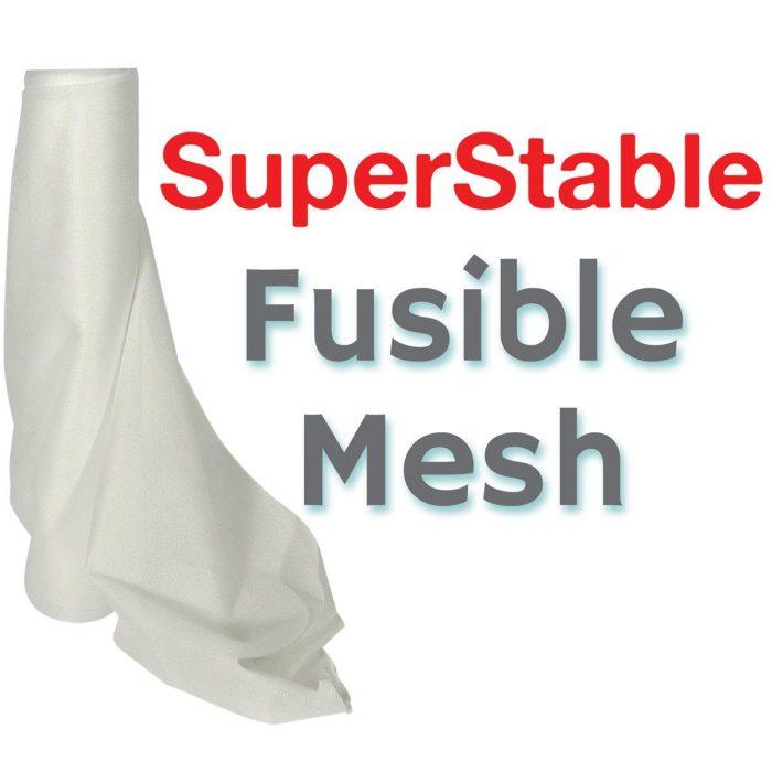 Entoilage Mesh Fusible