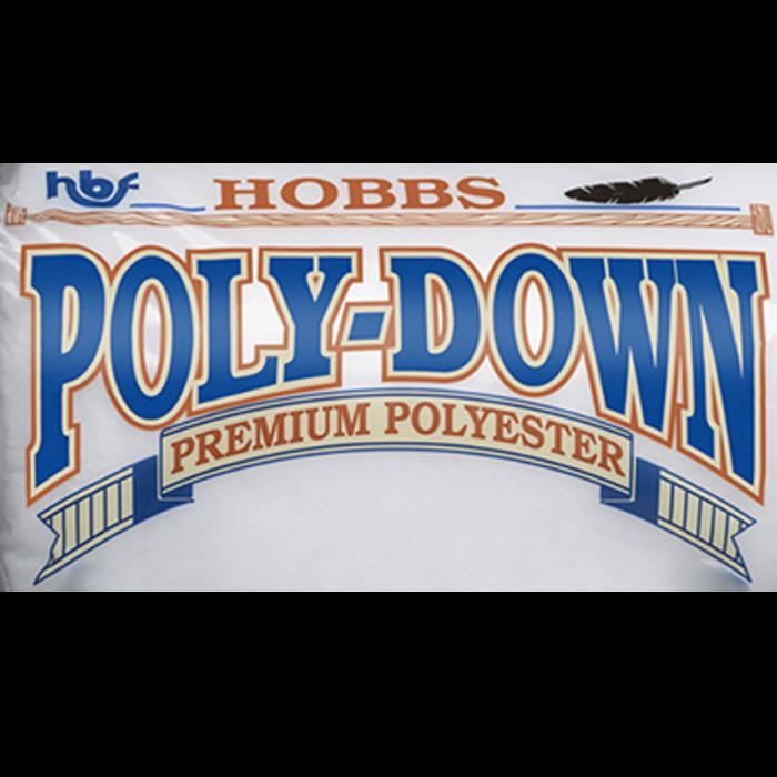 Bourrure de Polyester Poly-Down Hobbs