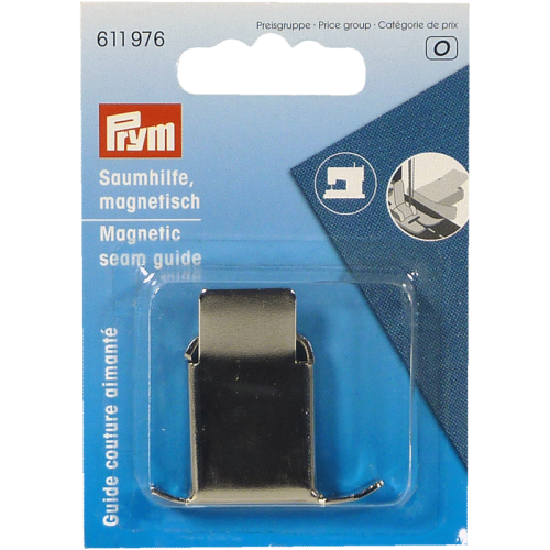 Guide de Couture Aimanté Prym - Magnetic seam guide