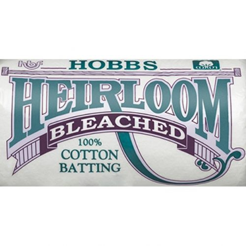 Bourrure 100% Coton Blanchi Prime - Hobbs Molleton