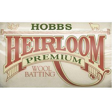 Bourrure 100% en Laine - Hobbs Molleton