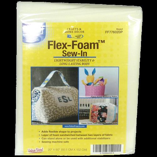 Flex-Foam Sew-In
