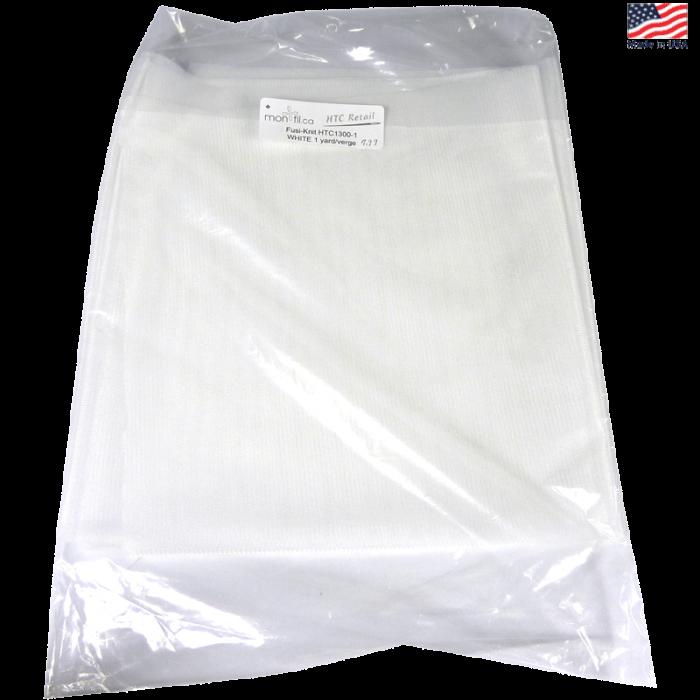 White Fusi Knit Blanc
