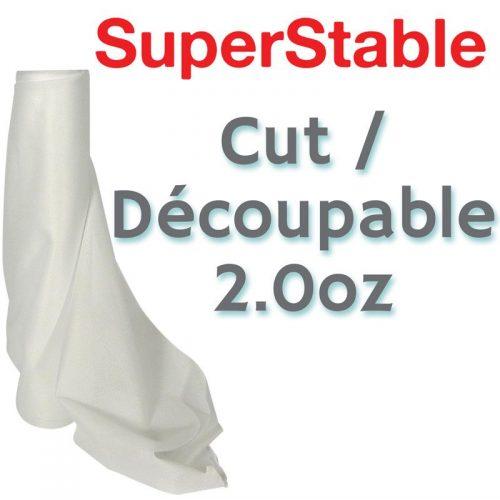 Entoilage Découpable 2.0 oz