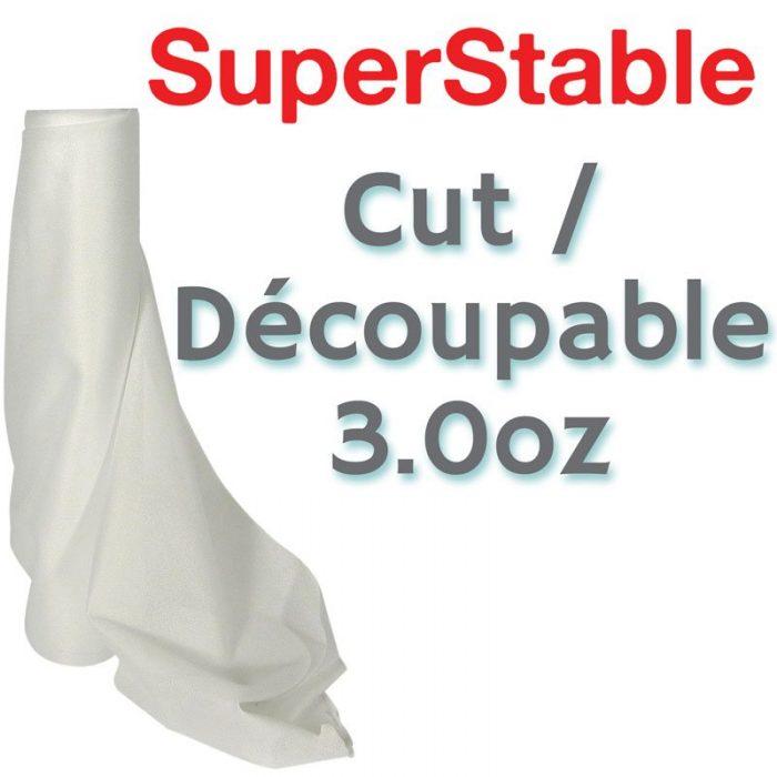 Entoilage Découpable 3.0 oz