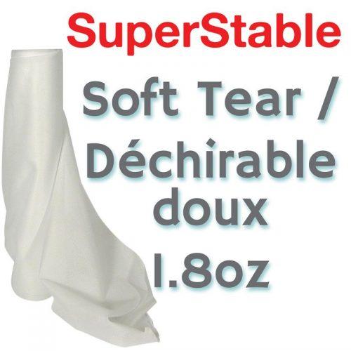 Entoilage Déchirable Doux 1.8 oz