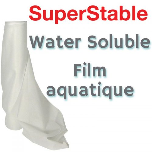 Entoilage Film Aquatique