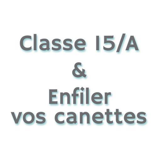 Classe 15/A (Machines domestiques)